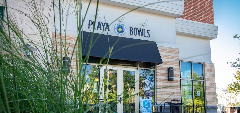 Playa Bowls on Rowan Blvd