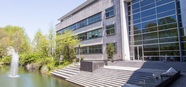 Engineering Hall at Rowan University