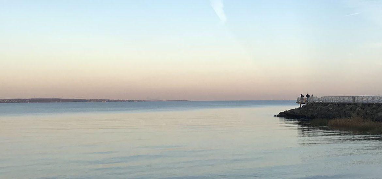 Laurence Harbor views as taken by Lauren Repmann