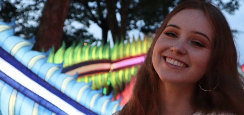 Photo of Bridget.